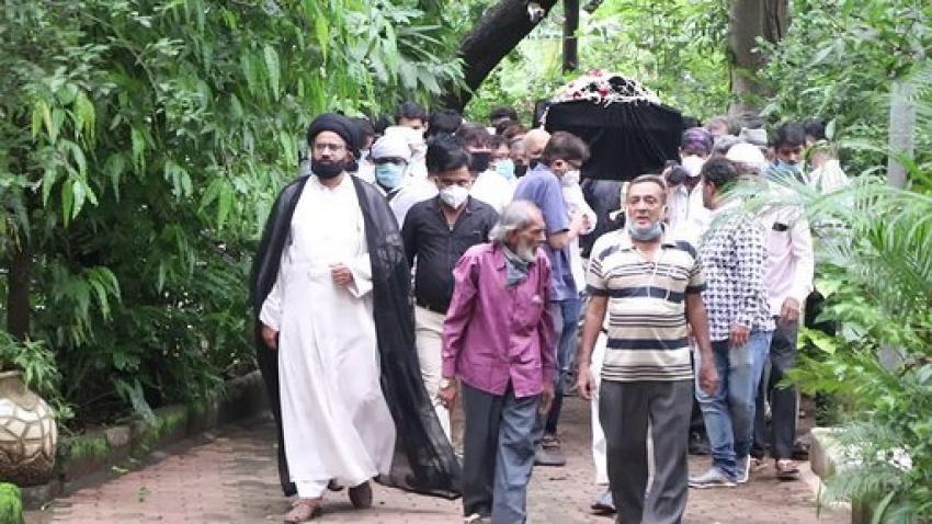 Jagdeep Ji Funeral Photos