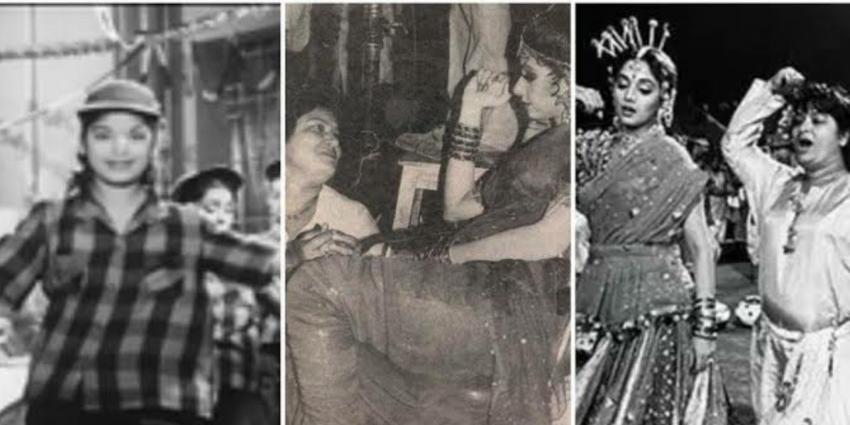 Saroj Khan unseen Photos