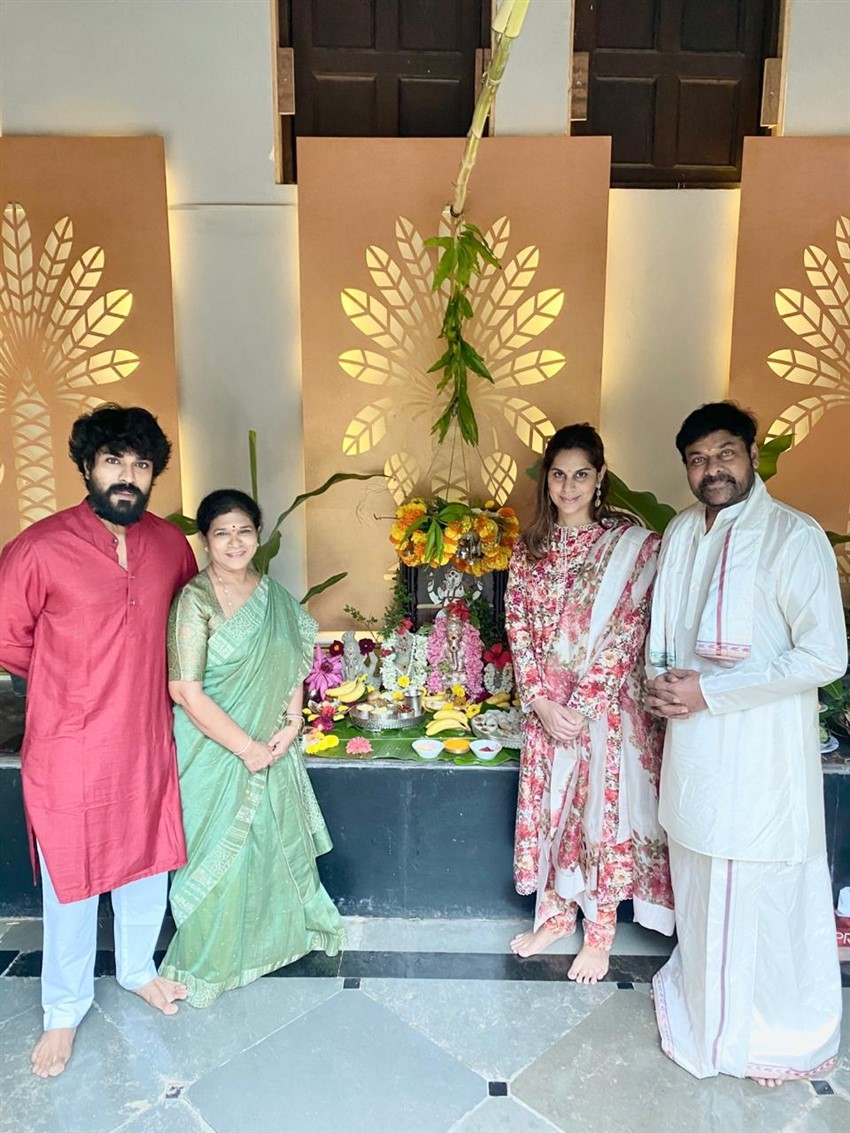 Ganesha Festival 2020: Celebs Welcomes Lord Ganesha Photos