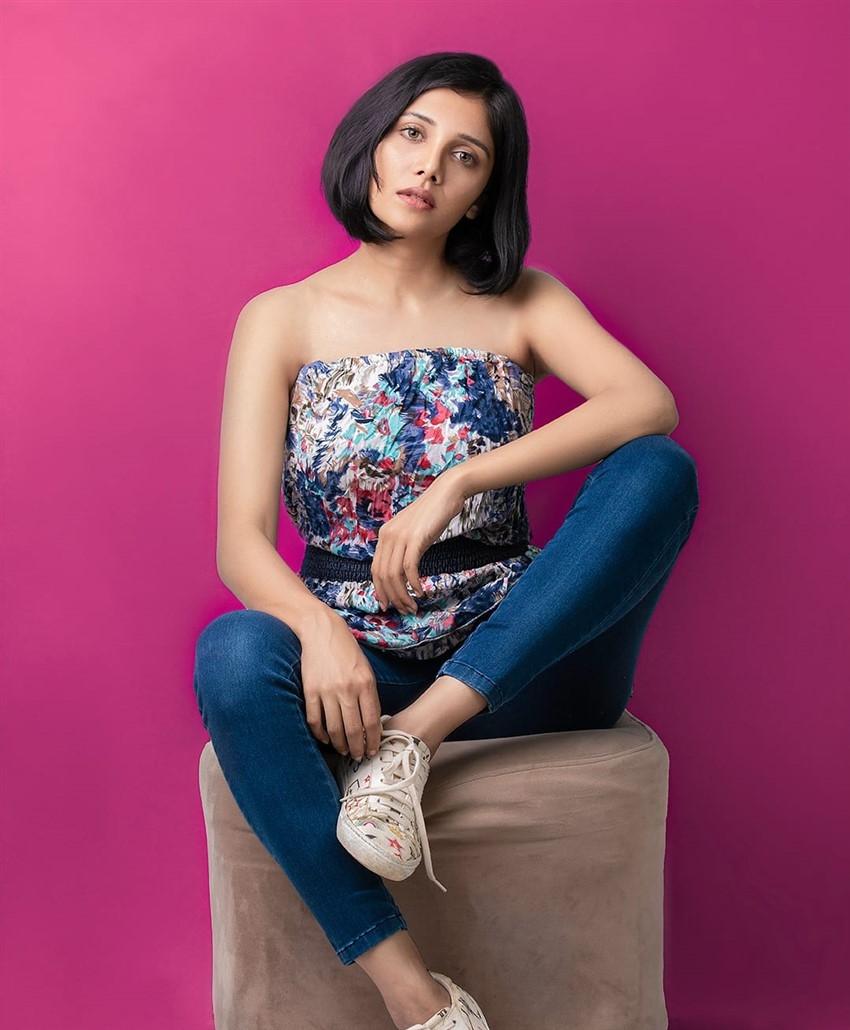 Milana Nagaraj Photos