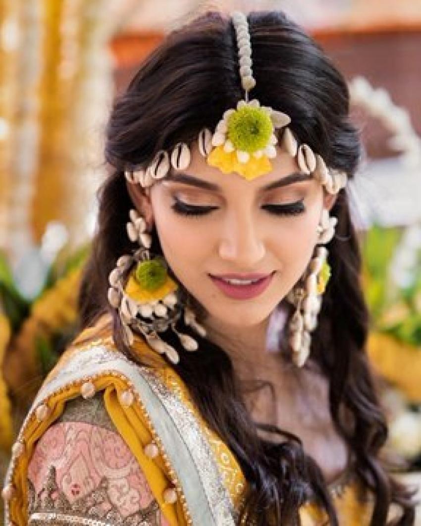 Rana Daggubati & MiheekaBajaj Haldi Ceremony Photos