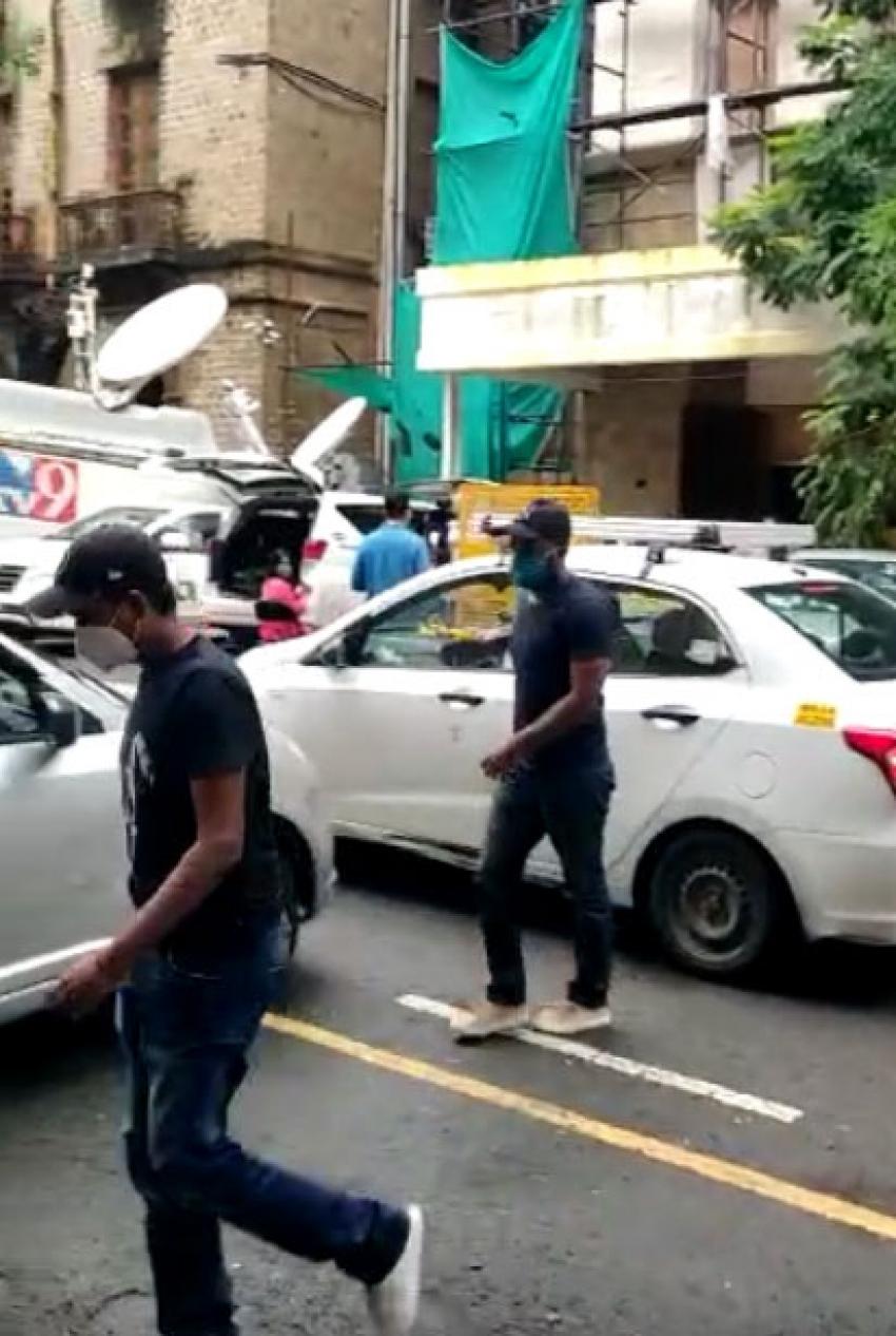 Sushant Singh Rajput Case: Celebs at ED Office In Mumbai Photos