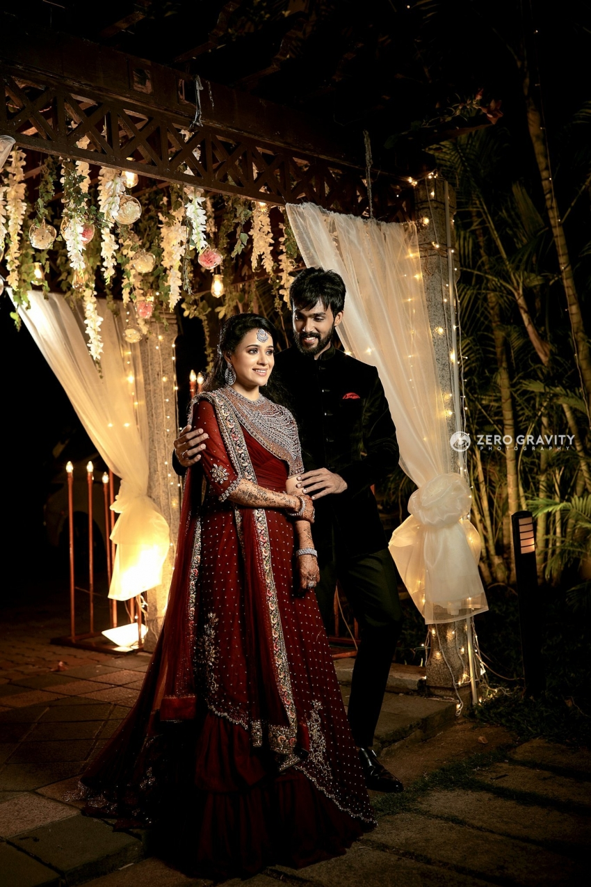 Aarav Nafeez Wedding Photos