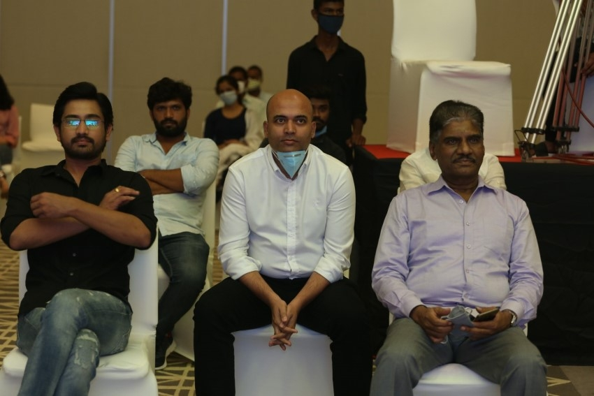 Orey Bujjigaa Movie Pre-Release Event Photos