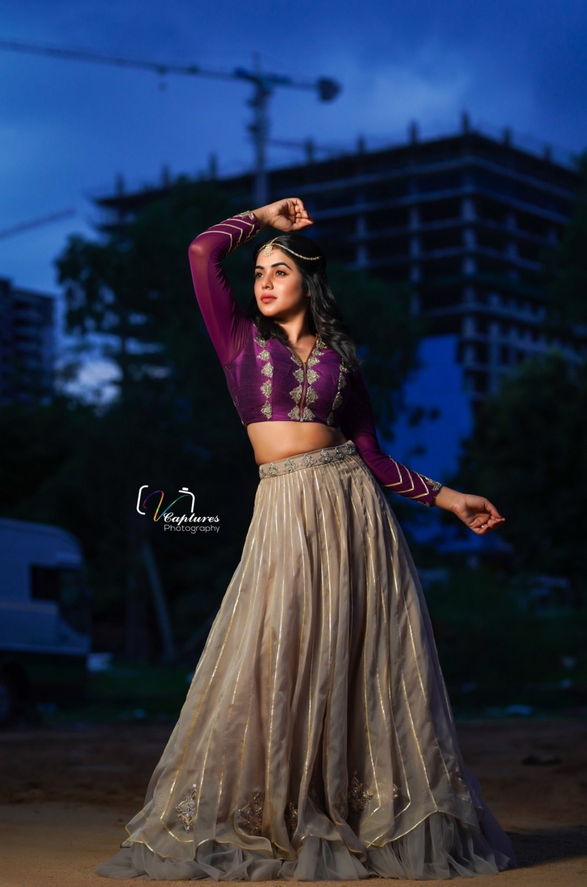 Poorna (Shamna Kasim) Photos