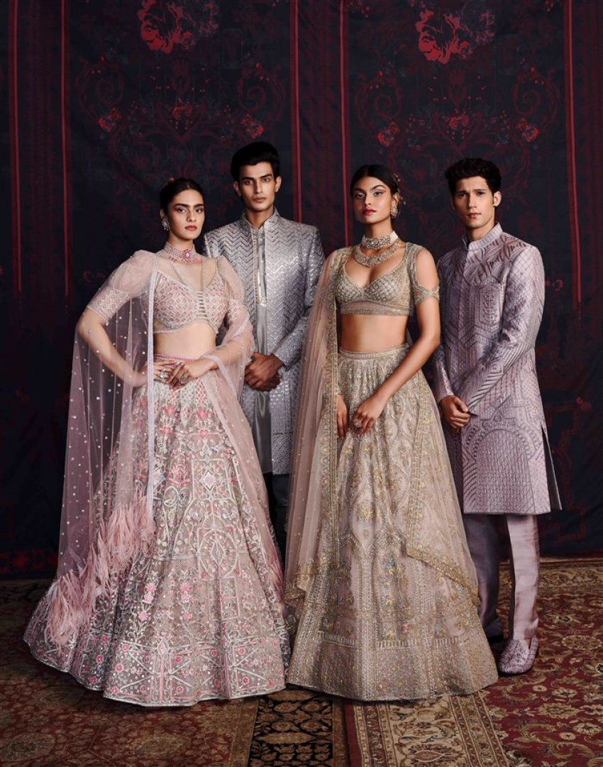 Shraddha Kapoor showstopper for FDCI India Couture Week 2020 Photos