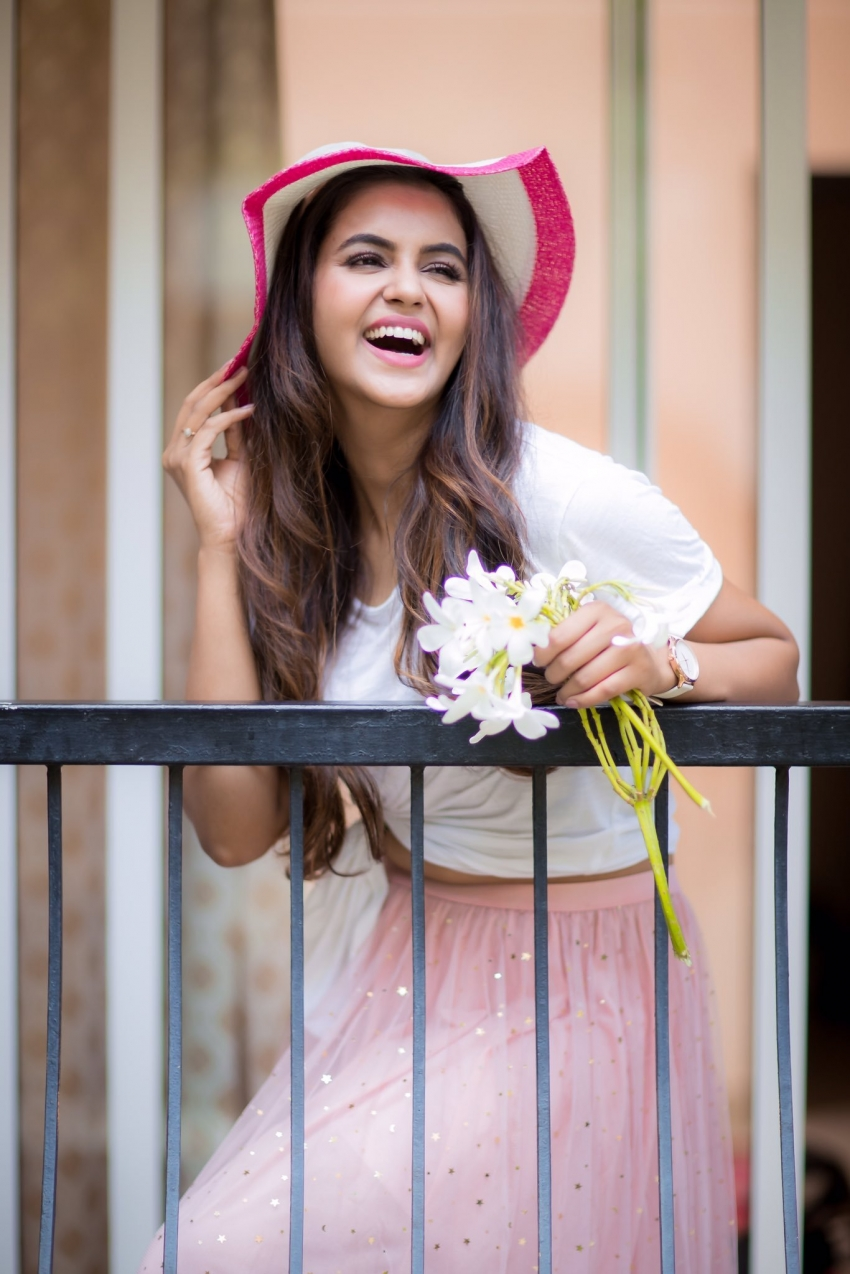 Tamil serial Yaaradi Nee Mohini Chaitra Reddy's Unseen Photos