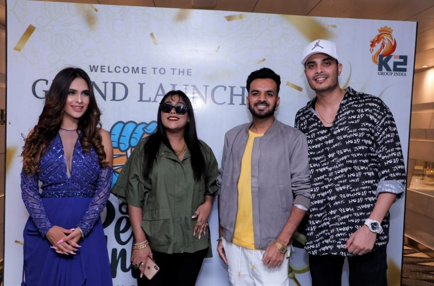 Teaser Launch of Music Video 'Bholenath' Photos