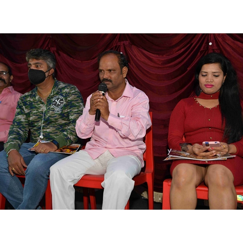 Tippuvardhan Movie Press Meet Photos