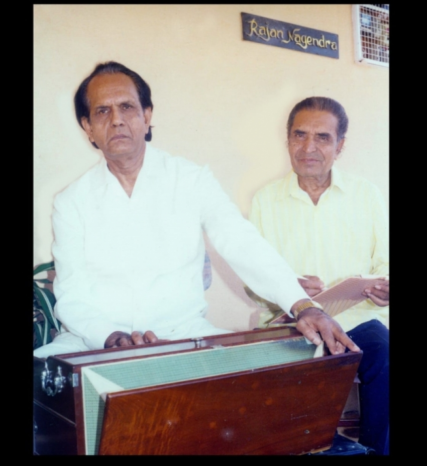 Music Director Rajan Unseen Photos