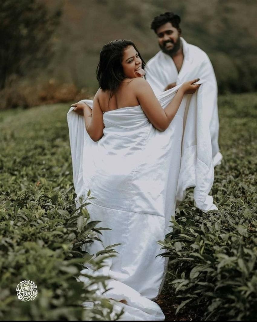 New Trending Wedding Viral Photoshoot Photos
