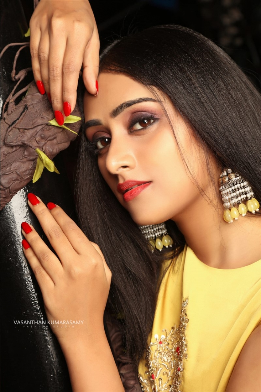 Sangeetha Sringeri Photos