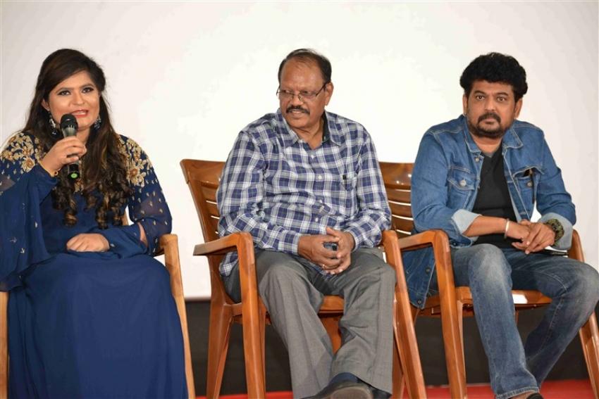 AgniPrava Movie Pooja And Press Meet Photos