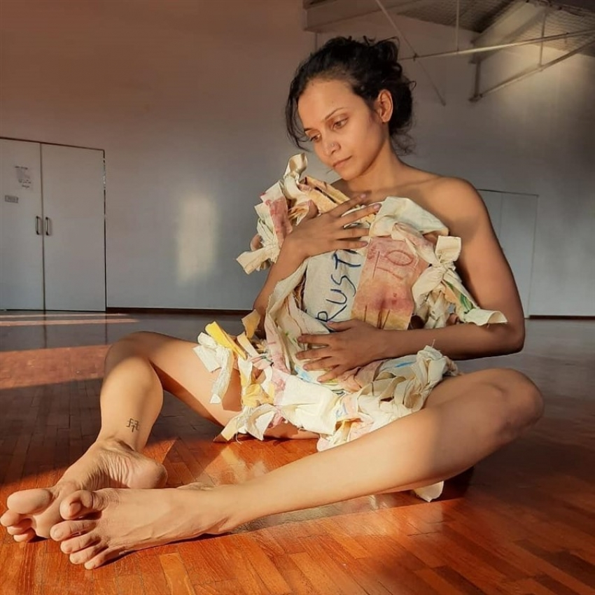 Dancer Choreographer Diya Naidu Unseen Photos