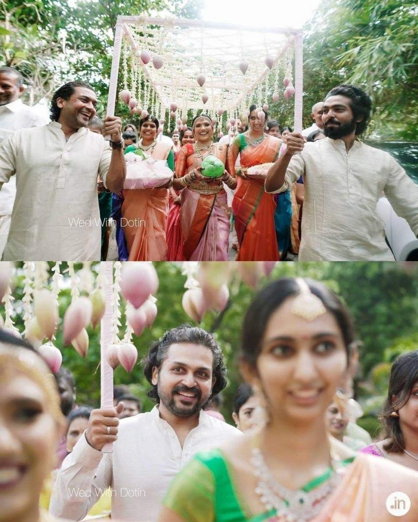 Director Sudhakongara's Daughter's Wedding Photos