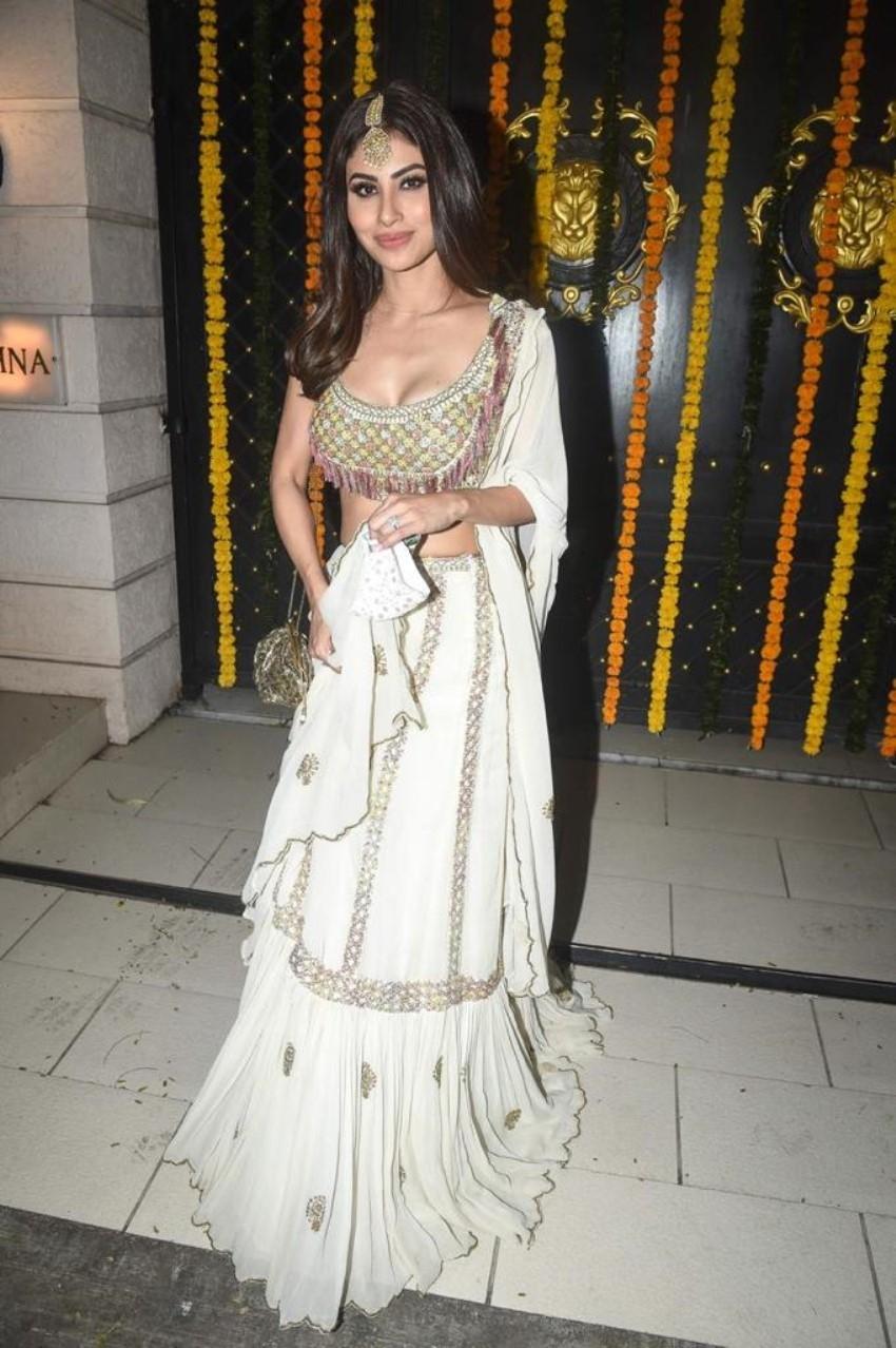 Ekta Kapoor's Diwali Bash 2020 Photos