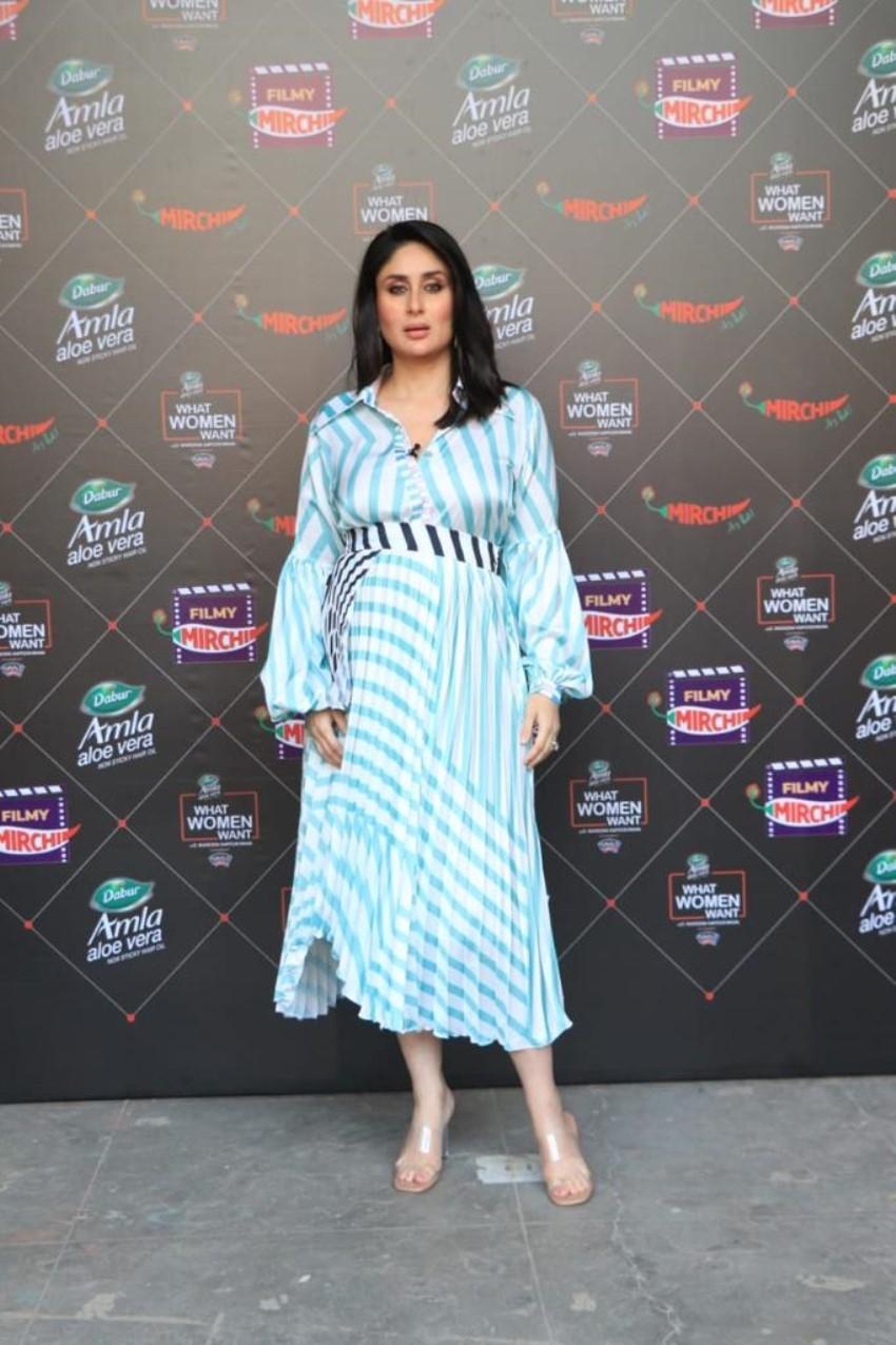 Kareena Kapoor on sets of What Women Want Photos
