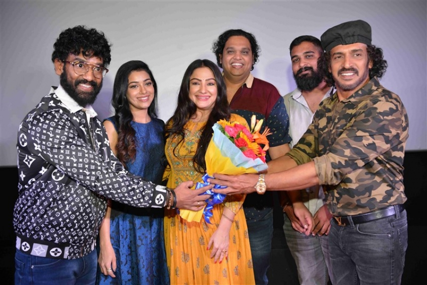 Koimara Movie Title Launch And Press Meet Photos