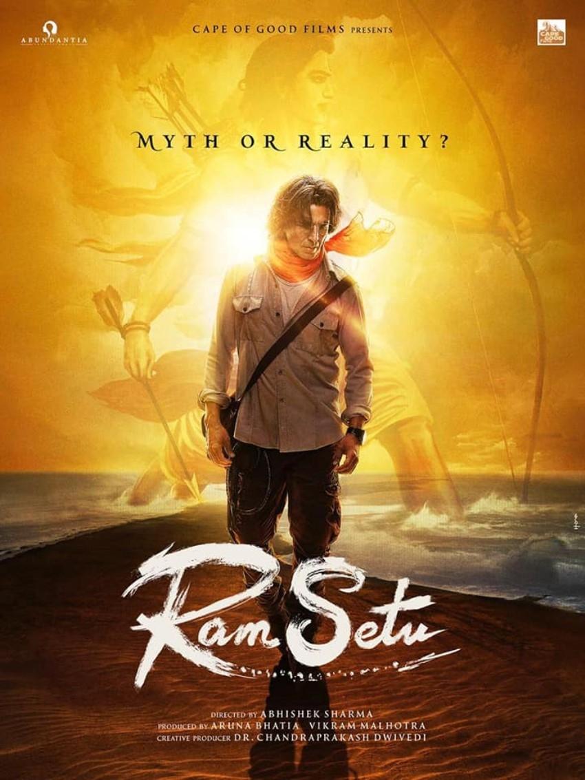 Ram Setu Photos