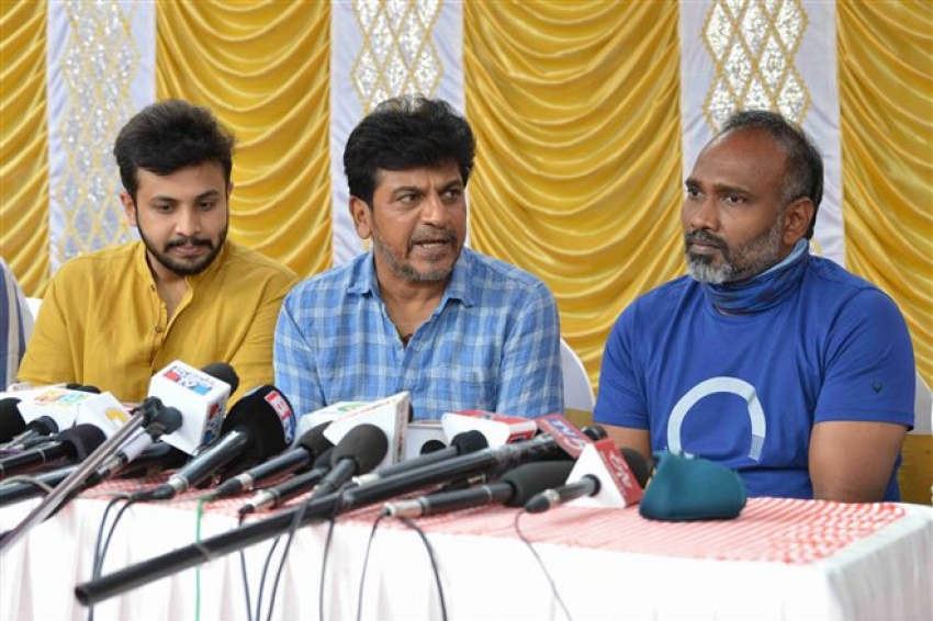 Shivappa Movie Pooja & Press Meet Photos