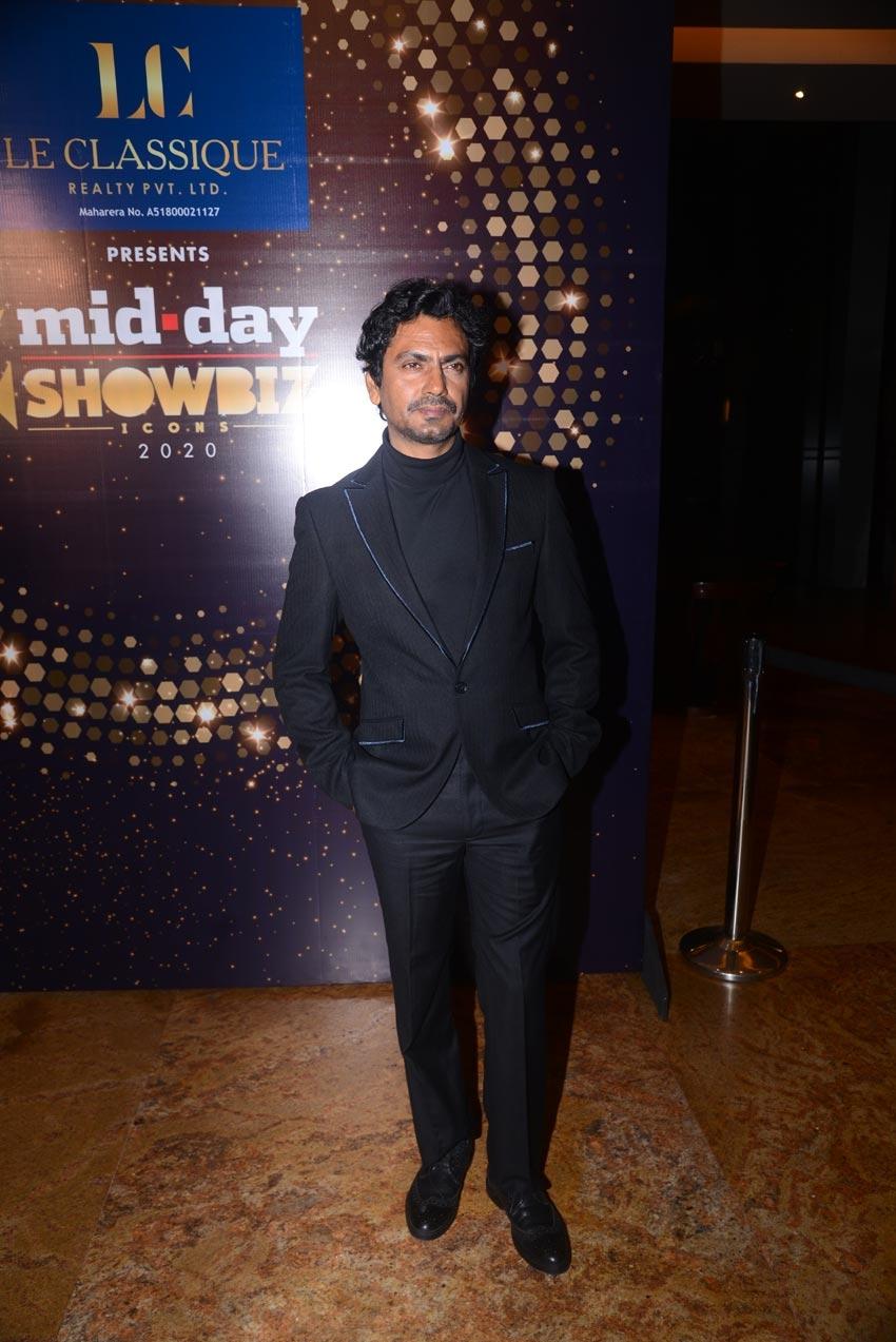 Celebs at Midday Showbiz Award 2020 Photos