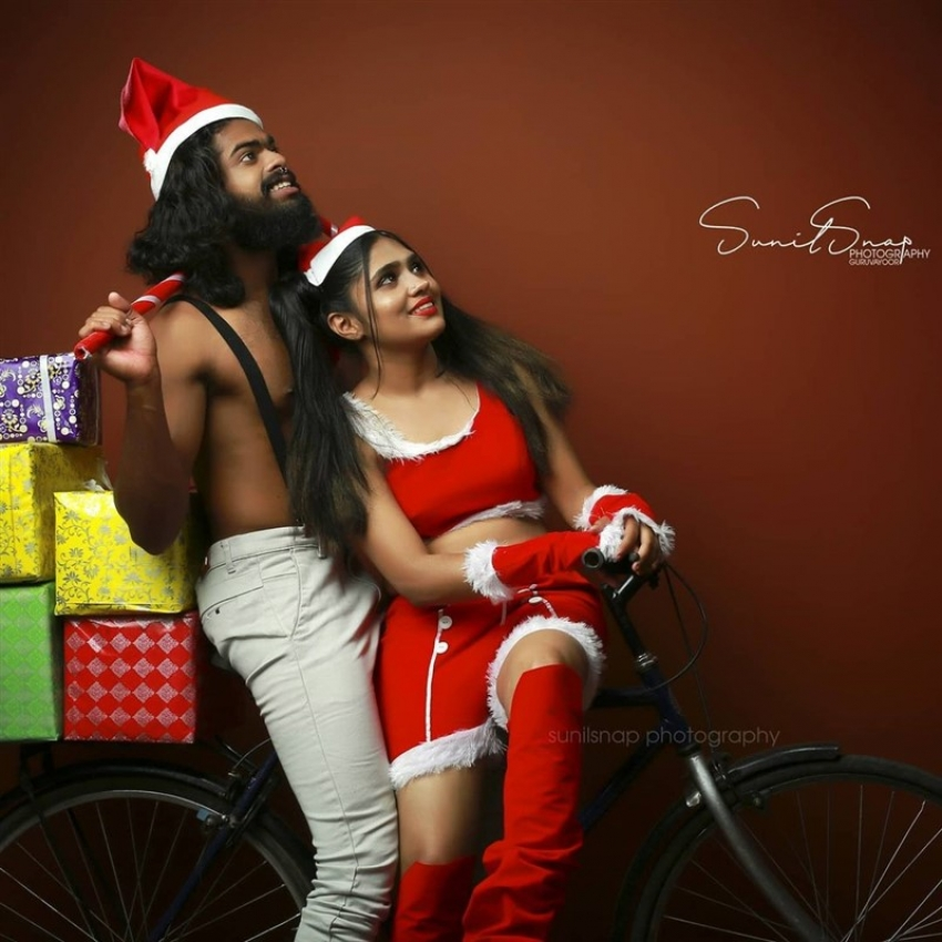 Indian Couples Viral Photoshoot Photos