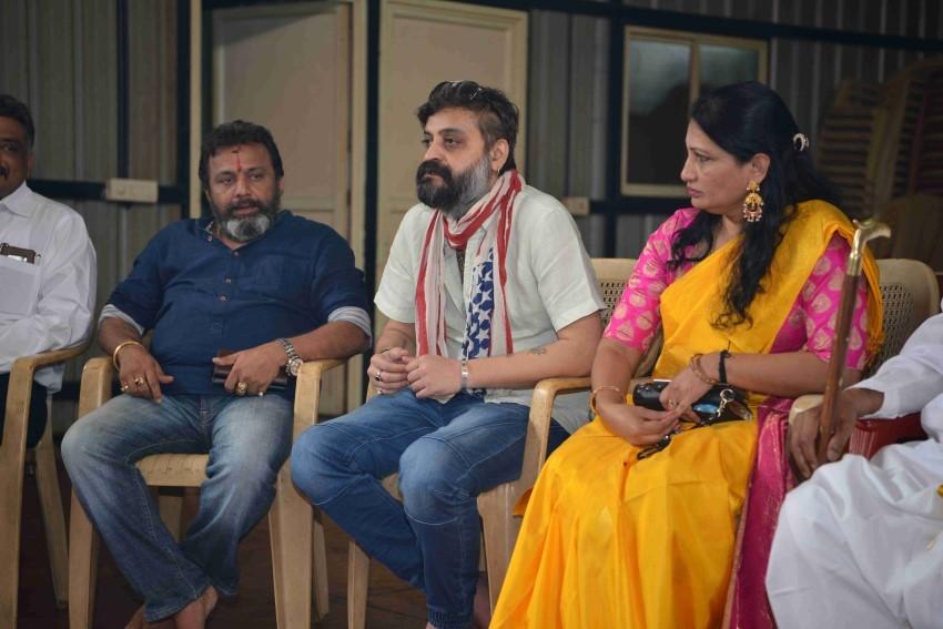 Kalakar Film Press Meet Photos