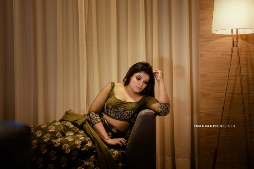 Tejashree Jadhav Photos