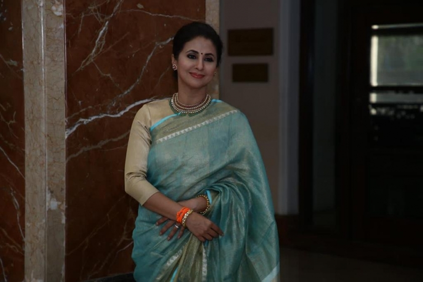 Urmila Matondkar Joins Shiva Sena Party Photos