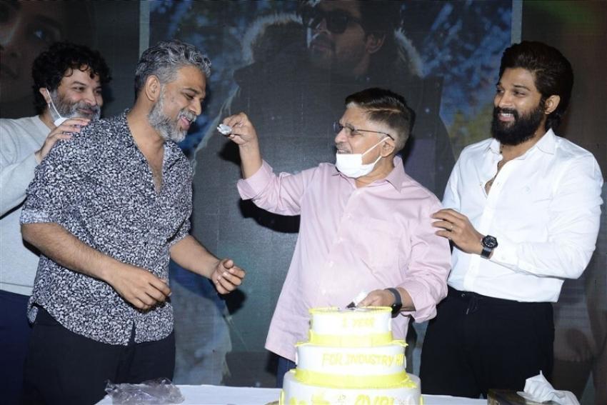 Ala Vaikuntapuramulo Movie Reunion Bash Photos