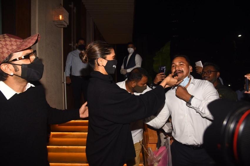 Deepika Padukone's Birthday Dinner Party Photos