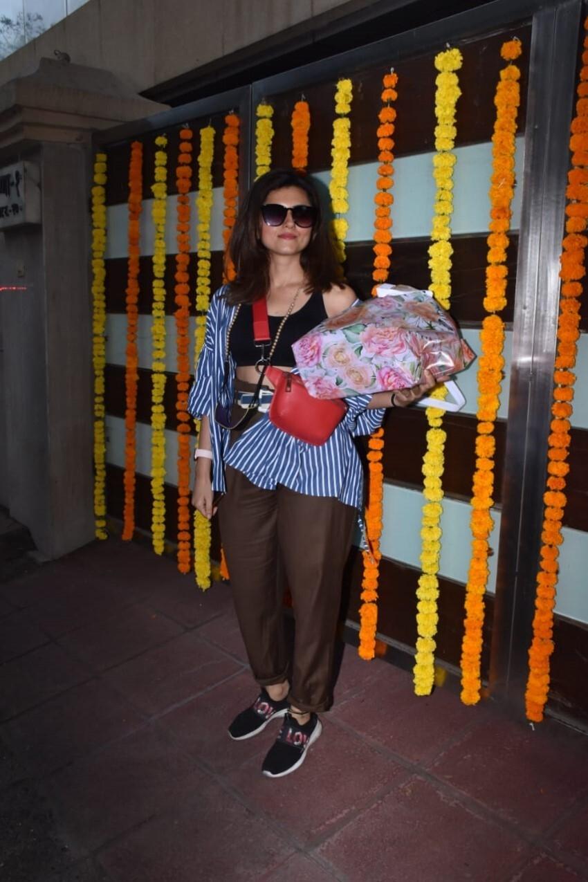Ravie Kapoor's Birthday Bash Photos