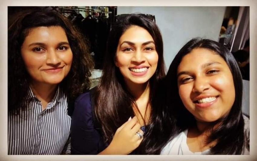 Sudeep Daughter Saanvi Priya Sudeep Rare and Unseen Photos