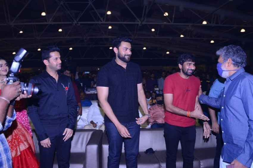 Check Movie Pre Release Event Photos