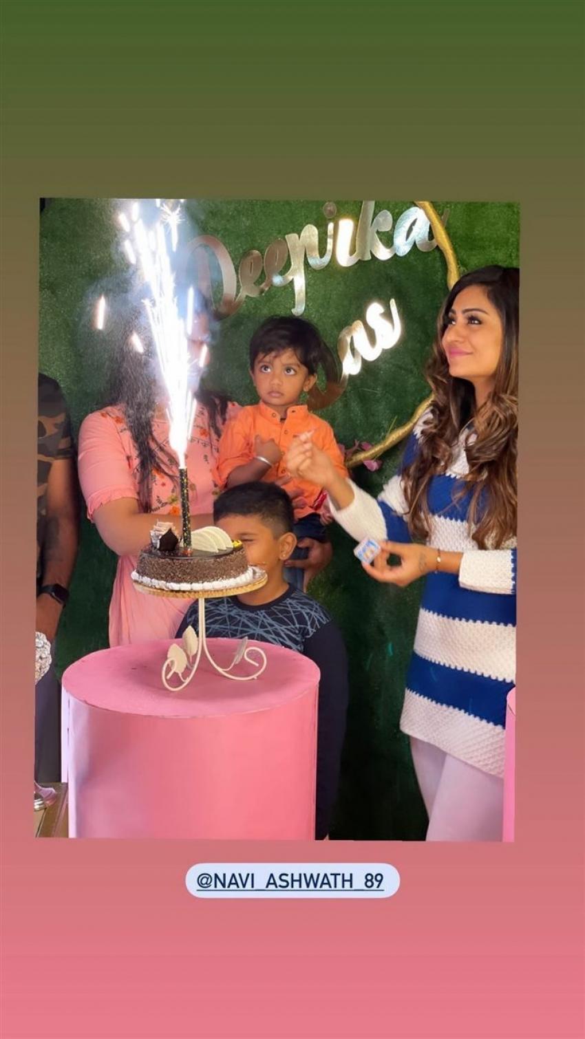 Deepika Das Birthday Celebration 2021 Photos