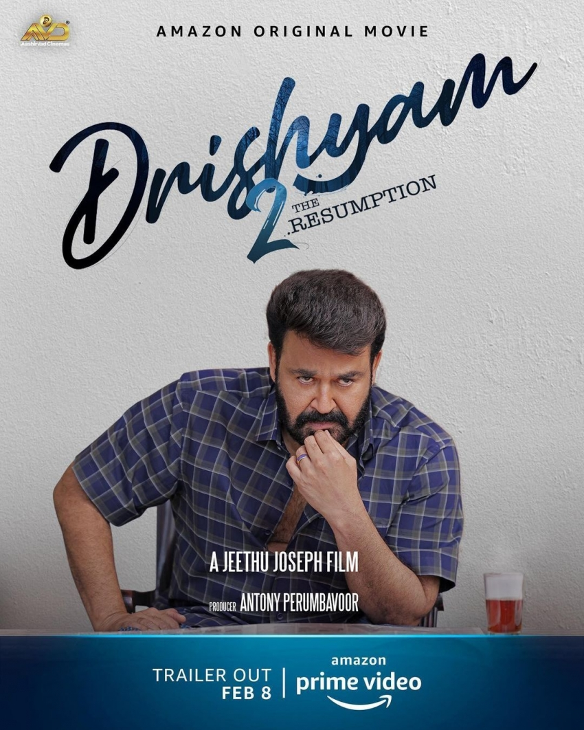 Drishyam2 Photos