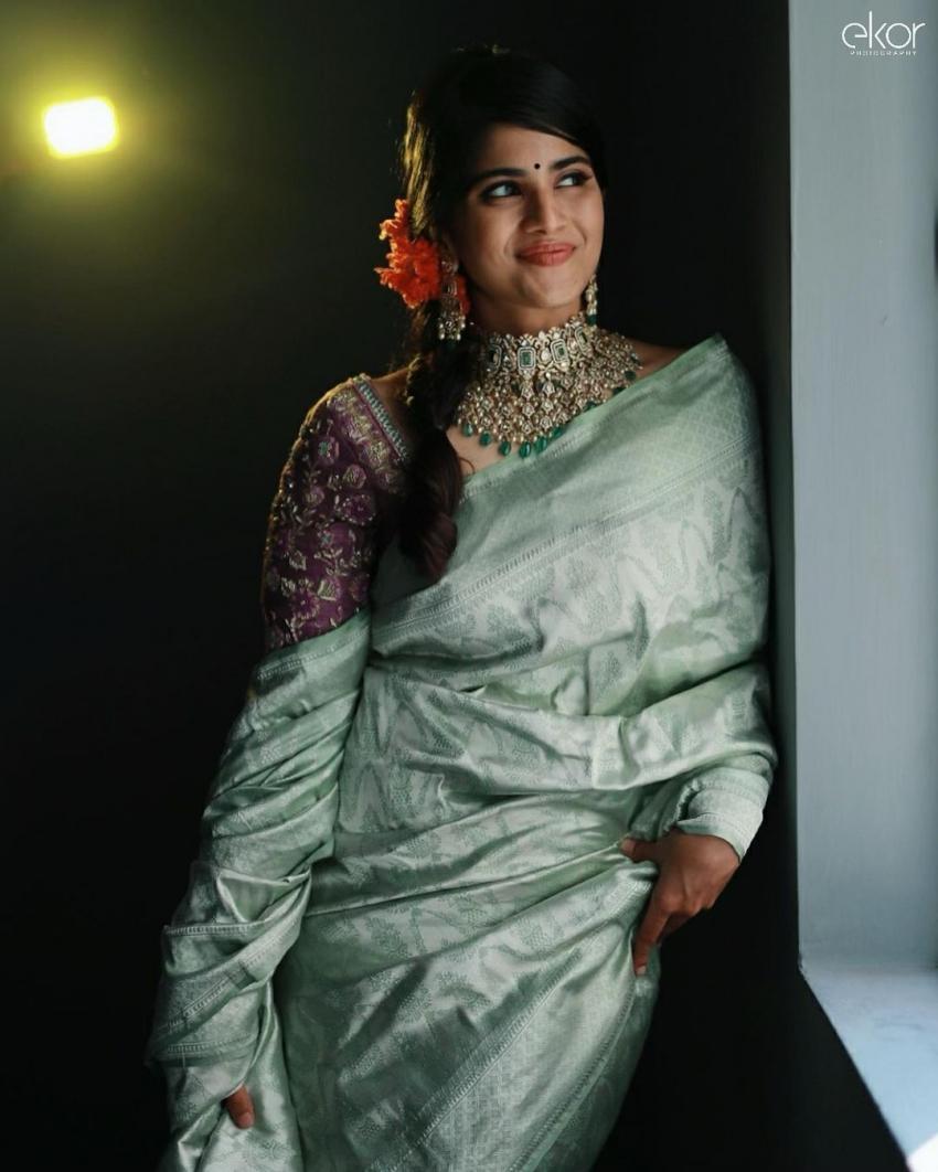 Megha Akash Photos