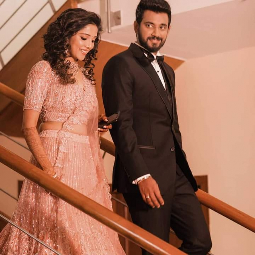 Milana Nagraj And Darling Krishna Wedding Photos