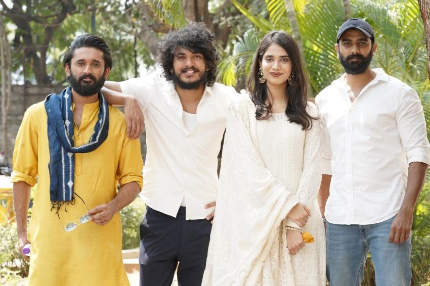 Alanti Sithraalu Movie Pressmeet Photos