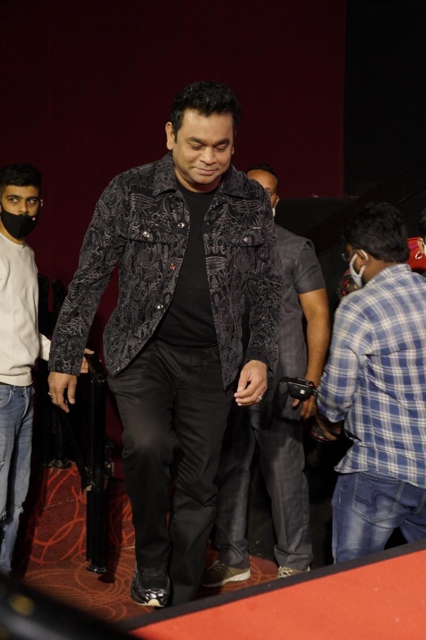 AR Rahman Produceing 99 Songs Movie Press meet Photos