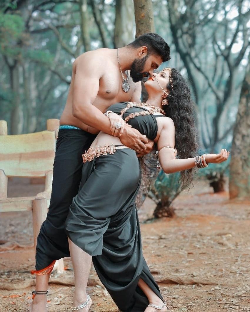 Bigg Boss Kannada Season 8 Contestant Shubhapoonja Unseen And Rare Photos