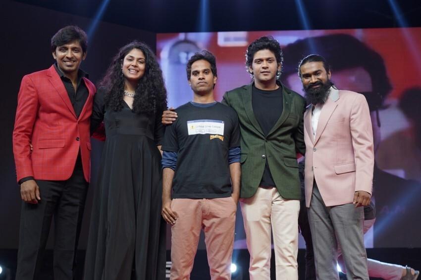 Jathi Ratnalu Movie Success Meet Photos
