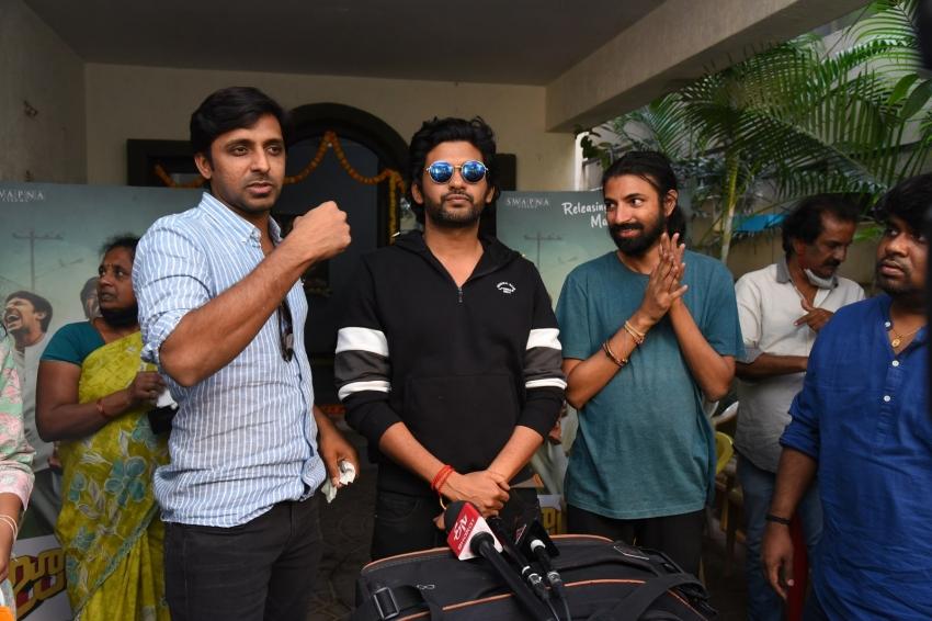 Jati Ratnalu Movie Success Photos