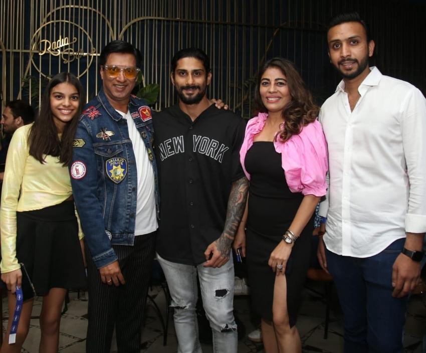 Stars at Madhur Bhandarkar wrap-up party for Lockdown Photos