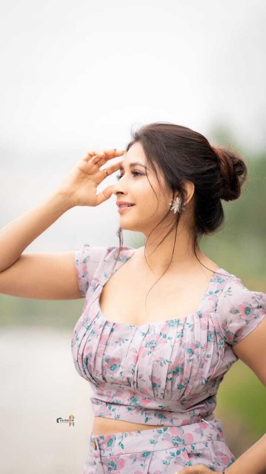 Manvitha Kamath Photos