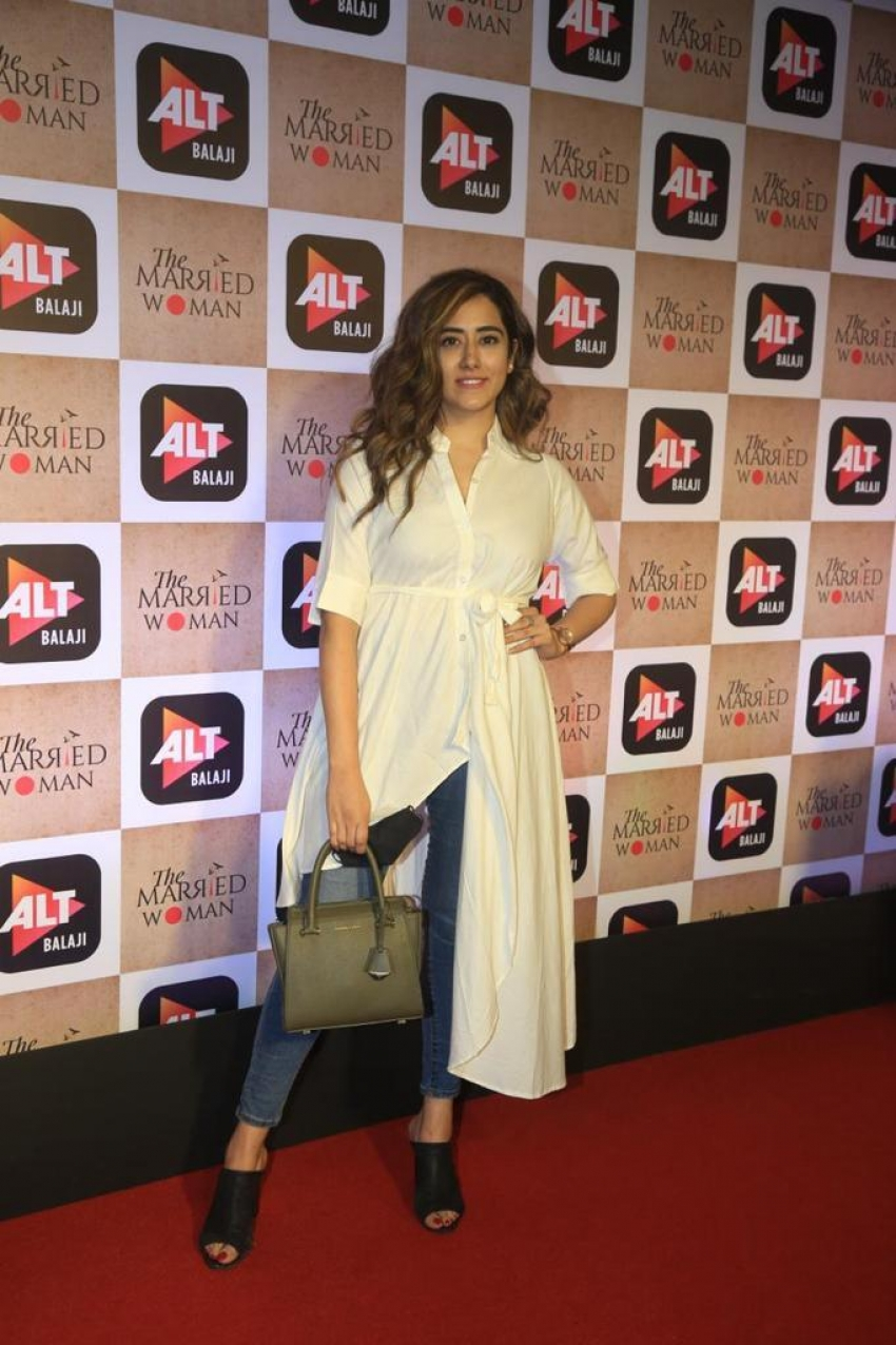 Special Screening of ALT Balaji The Married Woman Photos
