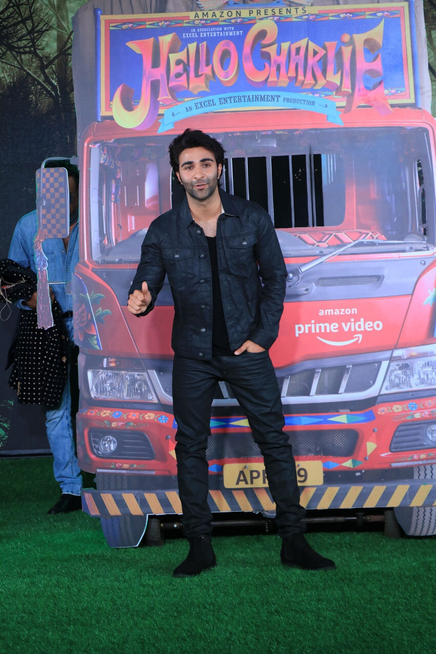 Trailer Launch of Hello Charlie Photos