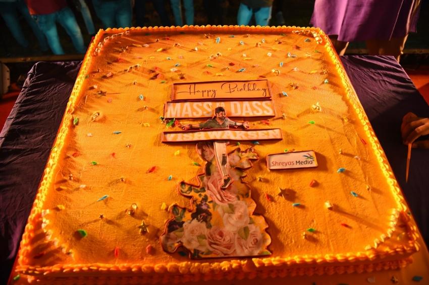 Vishwak Sen Birthday Celebrations Photos