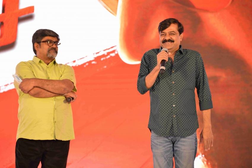 Yuvarathnaa Film Trailer Launch Photos