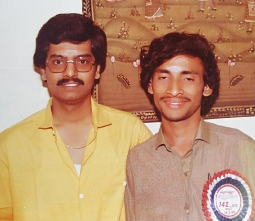 Actor Vivekh Family And Unseen Rare Photos